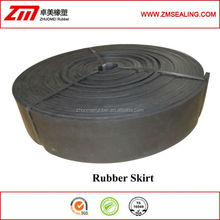 Black Rubber Sheet Roll With Small Distortion
