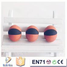 2015 new 3d basketball shaped rubber pencil eraser