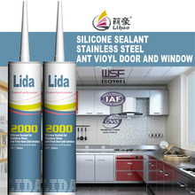 food grade stainless silicone sealant for kitchen cabinets