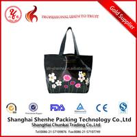 customed and printing pvc shopping bag