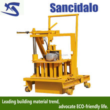 Manual Hollow Brick Making Machine Price for Buyer