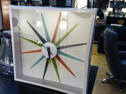 decorative led clock