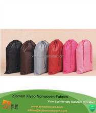 Drawstring Gym Bag Use for shopping & travel nonwoven bag