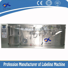 Automatic dust/ liquid bag making 4/3 sides sealing and filling machine