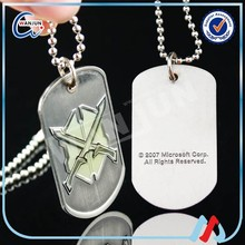 custom army dog tags manufacturer for cheap