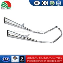 ZH-125CC high temperature exhaust flexible exhaust pipe