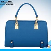 2014 latest fashion designer clear elegant high quality leather ladies handbags bright Patent leather handbags high quality