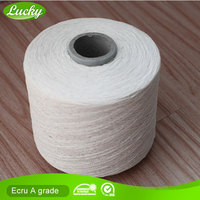 Free samples available top selling open end recycle cotton yarn sock knitting machine for knitting sock yarn