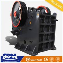 SBM PEW crusher cone 150 tph low cost for sale in china with high capacity and low price