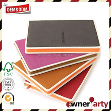 High Quality Custome Notebook School Supply