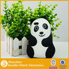 The newst panda design silicone phone case