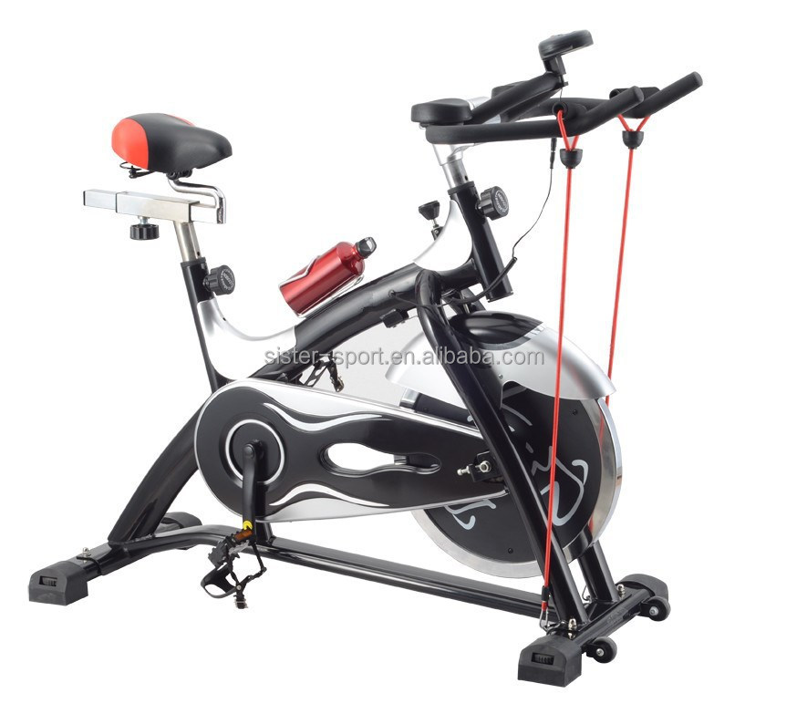 2014 hot sale exercises machines spin bike for sale spinning exercise bike buy exercises. Black Bedroom Furniture Sets. Home Design Ideas