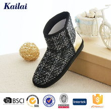 2015 luxury safety lady high heel boot shoes