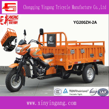 200cc tricycle, three wheel motorcycle cargo box