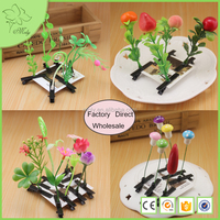Fashion Lovely Grass Clips Antenna Hairpins Hair Pin Bean Sprout Headwear