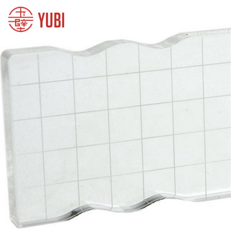 Acrylic frame acrylic block(YB 117 01)01