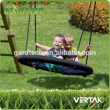 Creditable partner promotion baby swing with high quality