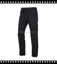 Wholesale cotton & polyester mens sport trousers track pant