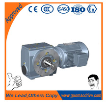 Rotary cutter blender gearbox bending machine speed reducer