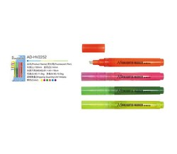 2015 new coming classic highlighter pen brilliant color