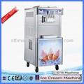 sabores 1 suave helado de máquina