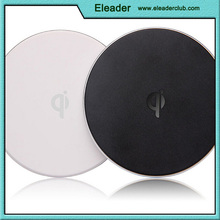 Aluminum qi standard wireless charger for smart phone
