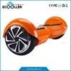 2015 Girls favor Candy Orange color 6.5 inch double wheels scooter for teenagers & young people