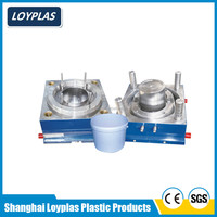 China industrial high quality plastic barrel mold