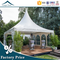Fancy Design Luxury Decoration Event Summer Gazebos Marquee Tent Sale To Russia