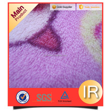 Coral Micro Premium quality luxurious ultra soft fleece fabric material Free Samples