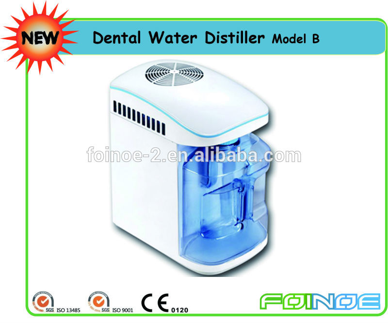 Verre Distillateur eau (Modèle B)