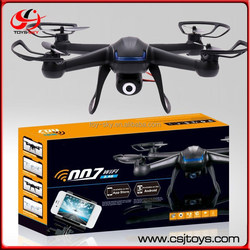 New toys DM007 7.4V Powerful li-po Battery digital video transmitter FPV Radio controlled drone professional with Wifi Camera