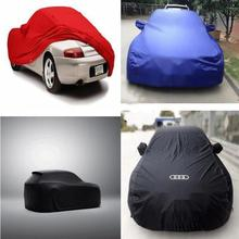 elastic material top car cover,waterproof car body cover at factory price