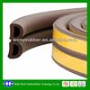 China supplier door window sponge adhesive rubber seal