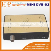 Mini HD Free to Air DVB-S2 satellite receiver / STB USB PVR Digital Satellite Receiver