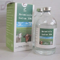 Veterinary dog metamizole sodium antipyretic injection as animal health products