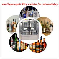 spirit filler, liquor bottling machine, spirit production line