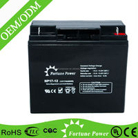 excellent quality 17ah 12v solar battery prices in pakistan