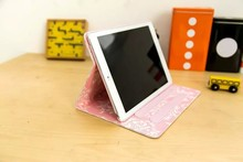2015 New Fashion Luxury Leather Filp Stand Case For ipad