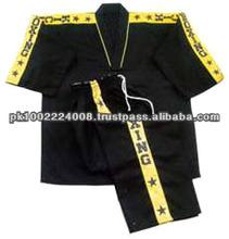 kick boxing uniforme