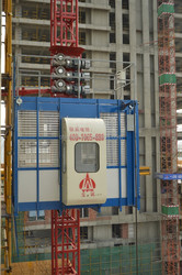 Best Price Professional China Made Construction Hoist with CCC/ISO9001 Certificate