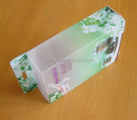 Eco-friendly Small Clear Plastic Box PVC Box Wholesale
