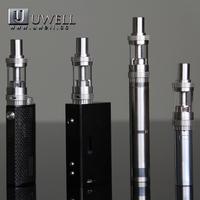Uwell Crown Tank atomizer sub ohm resistance 0.25ohm/0.5ohm electronic cigarette clearomizer wholesale e cigarette distributors