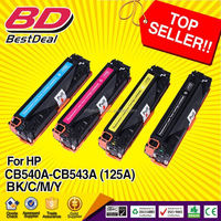 In Stock!!! Fast delivery guarantee for hp 540 / 541 / 542 / 543 toner cartridge
