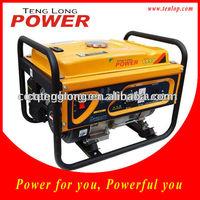 2.5KW AVR AC Single Phase Gasoline/Kerosene/LPG Generator