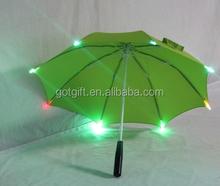 Fashion type Lighting Cheap Led Umbrella