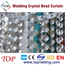 Hanging Decorative Wedding Room Crystal Bead Curtain