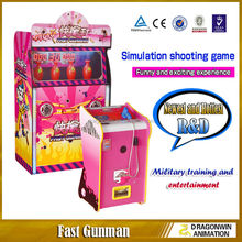 hot sale target shooting basketball shooting machine for sale shooting range
