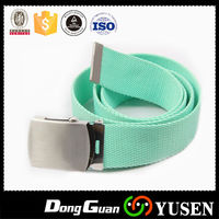 High quality Bottle Opener Bucklle Belt Solid Webbing PP Belt