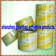 38/60mic transparent application tape & transfer film for vinyl cutted letters